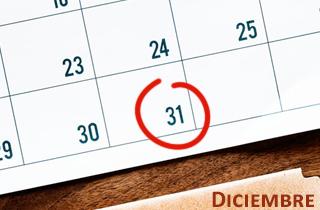 Aeat Calendario Fiscal 2020.Supercontable Com Comunicaciones A Realizar En Diciembre A