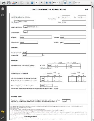 guardar pdf en formato privado